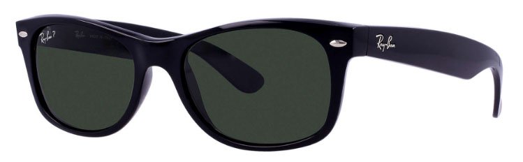 6495840fde RB2132 901 58 58-18 Ray Ban New Wayfarer Classic - Sunglasses People