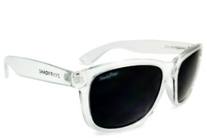 Shady Rays Signature Series Black Ice Polarized