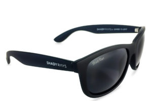 shady rays signature series blackout polarized