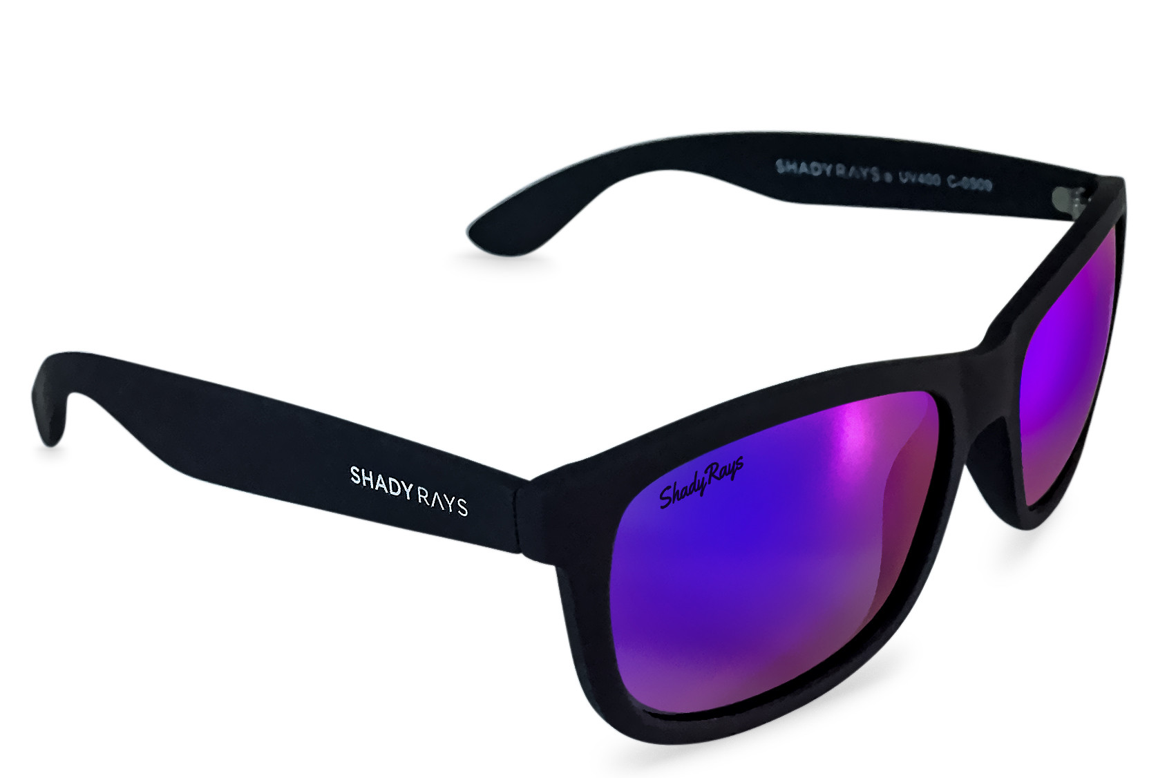 c0e203812b Shady Rays Signature Series Purple Sunset Polarized Sunglasses People