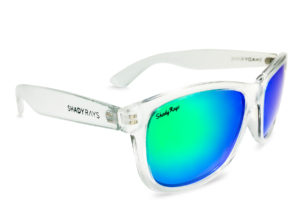 Shady Rays Signature Series Emerald Ice Polarized